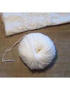 Pelote de mèche de coton  pour boutis