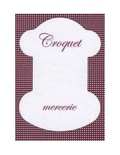 Cartonnette - Croquet
