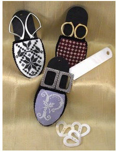 Semi-kit - Scissors Shoe
