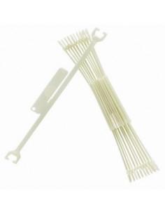 DMC - Pack de 10 archets pour fils DMC moulinés