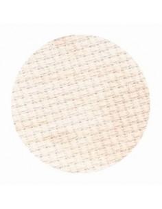 Toile Zweigart Stern-Aïda coloris 4119 - Marbré saumon