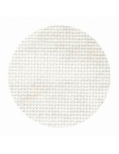 Toile Zweigart Fein-Aïda coloris 1079 - Marbré sable