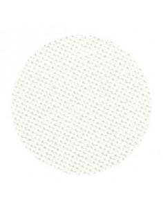 Toile Zweigart Lugana coloris 101 - Blanc cassé