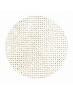 Toile Zweigart Lugana coloris 1079 - Marbré sable