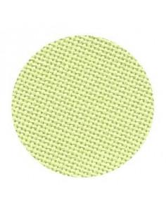 Toile Zweigart Lugana coloris 6140 - Citron vert