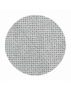 Toile Zweigart Lugana coloris 7729 - Marbré gris