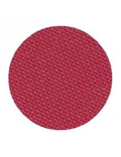 Toile Zweigart Lugana coloris 906 - Bordeaux