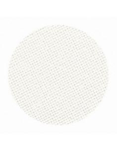 Toile Zweigart Murano coloris 101 - Blanc cassé