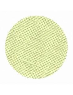 Toile de lin Zweigart Belfast coloris 6140 - Citron vert