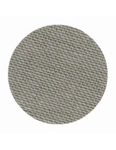Toile de lin Zweigart Belfast coloris 7025 - Granit