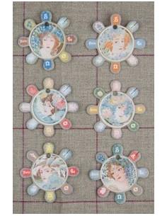 Sajou - Cartes à fil Modèle Barfleur