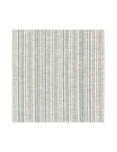 tissu lin imprim madame bijoux bleu gris 15 273 broderie passion. Black Bedroom Furniture Sets. Home Design Ideas