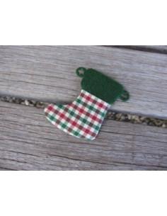 Botte de Noël - Vert