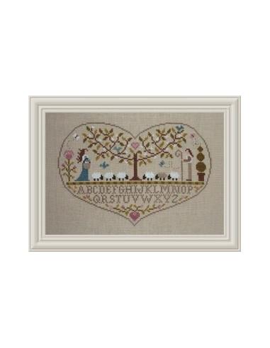Jardin Privé - Love is where the Sheperd