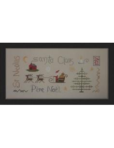 Jardin Privé - Santa Claus