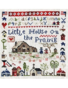 The Pink Needle - Little House on the Prairie