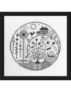 Jardin Privé - Spirale