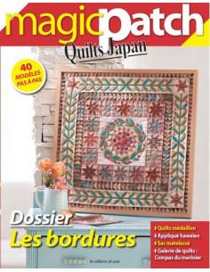 Magic Patch - Quilts Japan - Dossier Les bordures