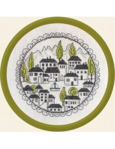 Jardin Privé - Village Alpin