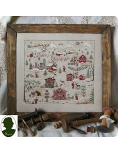 Sara Guermani - Christmas village