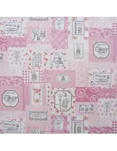 Tissu Yuwa - Sewing Set (set de couture) - rose