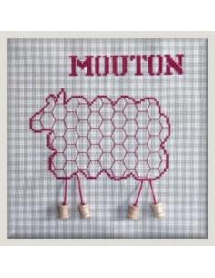 Jardin Privé - Mouton
