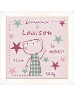 Lili Points - Louison dans les étoiles