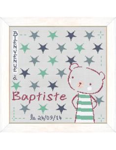 Lili Points - Baptiste dans les étoiles