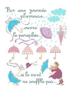 Cuore e Batticuore - Pluie et vent