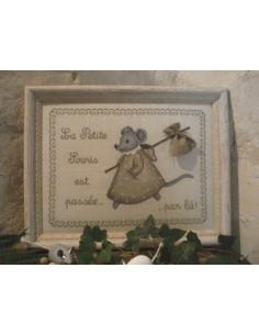 Le Lin d'Isabelle - La petite Souris est passée...