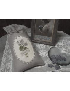 Le Lin d'Isabelle - Sachet au bouquet de violette