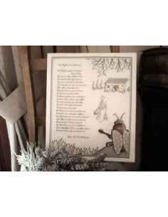 Le Lin d'Isabelle - La cigale et la fourmi