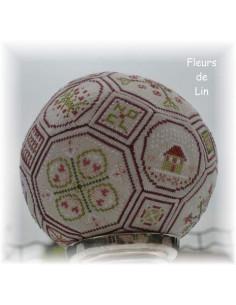 Fleurs de Lin - Quakerball de Noël