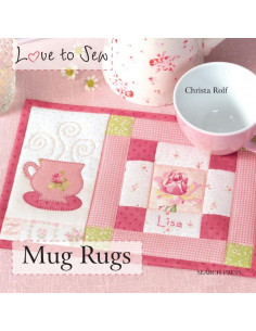 Livre - Mugs Rugs