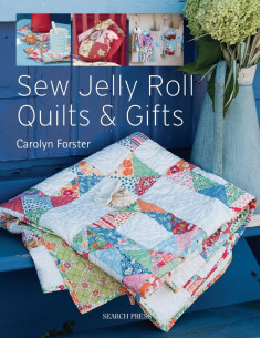 Livre - Sew Jelly Roll Quilts & Gifts
