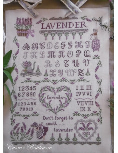 Cuore e Batticuore - Lavender Sampler