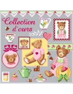 Passion Bonheur - Collection d'ours