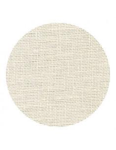 Graziano - Toile de lin 15 fils/cm - Avorio (ivoire)