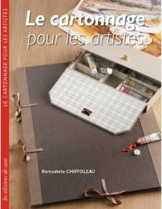 Livre - Le cartonnage pour les artistes