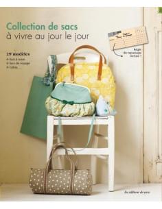 Livre - Collection de sacs à vivre au jour le jour