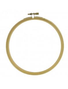 Tambour à broder - 25 cm de diamètre