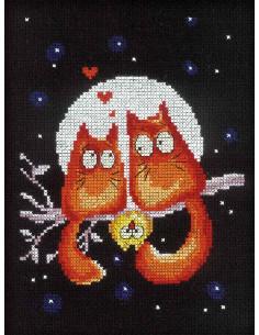 Kit RTO - Love under the moonlight (L'amour au clair de lune)