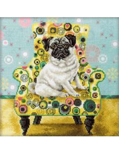 Kit RTO - Interior dogs - Pug