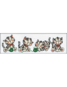 Kit RTO - Playing kittens (chatons)