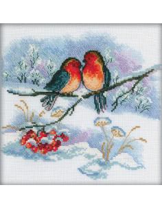 Kit RTO - Bullfinch Pair (Oiseaux)