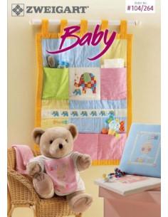 Brochure Zweigart - Baby (bébé)