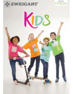 Brochure Zweigart - Kids (enfants)