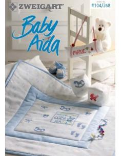Brochure Zweigart - Baby Aïda (bébé)