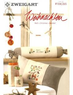 Brochure Zweigart - Weihnachten (Noël)
