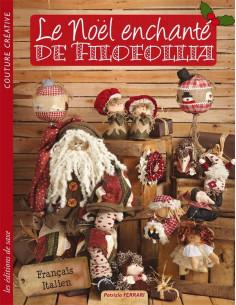 Livre - Le Noël enchanté de Filofollia